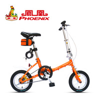 2014 New Pardew 12 single mini folding bike bicycle exquisite fairy figure fd2805yi