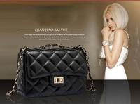 Women Fashion Shoulder Bag Quilting Chain Cross Korean Ladies Handbag New