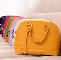 new 2014 autumn fashion one shoulder bags women leather handbags messenger bags women handbag totes Cheap women Shoulder Bags