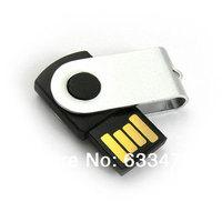 wholesale Small swivel usb flash drive in UDP thumb flash 2GB 4GB 8GB 16GB 32GB promotion usb sticks can be custom your  logo