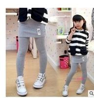 children clothing wholesale Free shipping,  girls child turtleneck sweater legging