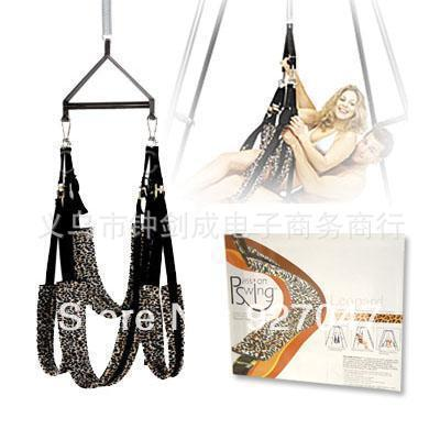 """Free shipping!sex swing adult sex game sex furniture tools toy (the """"A"""" shape hanger is not included, sex toy !(China (Mainland))"""