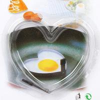 Stainless steel heart egg ring omelette device egg c1050