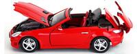 Alloy car models/Favorite Cars/1:18/SLK55 Collapsible convertibles