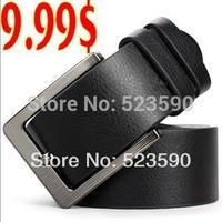 2014 Hot Sales! Leather Belt/Man Belt/Leather Belt/Brand/Business Belts/Free Shipping