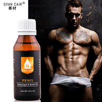 Male full-body massage oil penis enlargement oil coarse external delay massage oil