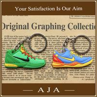 HOT Kobe Models Sneaker Keychain Kobe Shoe Trinkrt Sports Souveni AJA00402