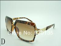 Trend 2014 Cazal glasses fashion quality sunglasses personalized anti-uv sunglasses 3042