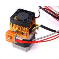 0.3mm Nozzle MK8 Extruder Print Head for 3D Printer Reprap Mendel Makerbot 100K
