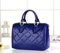 Popular Square Pattern Women Messenger Bag lady Leather Handbags women's hand bag Shoulder bag wholesale