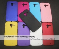 New DHL free shipping 50x hard rubber matte case cover For Motorola Moto X Phone XT1060 XT1058