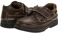 Sperry sailboat classic boat shoes children shoes male child cowhide leather casual shoes fashion
