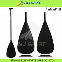 Lightweight Full Carbon Fiber Outrigger Canoe Paddle