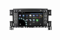 Android 4.0 car dvd player Suzuki Vitara 2005-2011 with GPS/bluetooth/3G free shipping