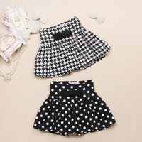 2014 spring ladies wind princess ruffle hem bow bust skirt short skirt lace skirt pants