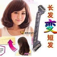 Perfect 6pcs/lot DIY Retail Bob Smartcute Black Twist Full Hair Styling Assistor Tool Hair Jewelry
