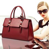 Genuine leather women's handbag 2014 spring handbag cross-body first layer of cowhide women's shoulder bag