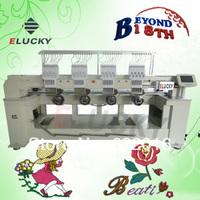 Tajima 4-head Multi-head Computerized Embroidery Machine