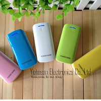 Portable USB 5600mah External Battery Charger Power Bank For iPhone 5 5s Samsung S3 S4 Free Shipping