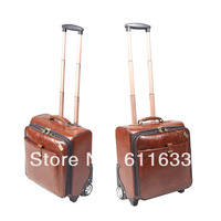 Paul commercial trolley luggage suitcase 16 luggage vintage universal wheels gift bags,high quality computer bags,travel bags