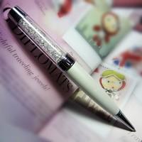 Hot Sale Swarovski Elements usb flash pen drive gift swarovski crystal pen usb flash drive u disk memory stick