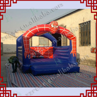 Spider man bouncy castle, jumping castle, bounce house