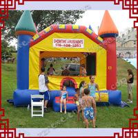 Classical jumping castle, bounce house, inflatable castle
