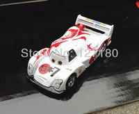Free Shipping! Brand New Pixar Cars Toys ShuTodorok Racing Car Diecast metal toy model Loose