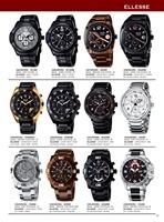 Elesse watch/ advanced custom /Top quality/ mens watch /wholesale / swis s movement mechanism
