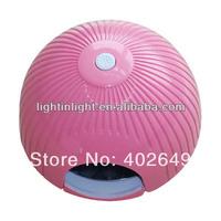Fress Shipping.2013 Home Using New Mini LED Nail Uv LAMP.Power :1 watt 30s Timer SK-N1W-A