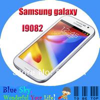 Original I9082 Mobile Unlocked Samsung Galaxy Grand 3G Android 4.1 Smart phone 8G ROM Camera 8.0MP 5.0''Touchscreen Refurbished