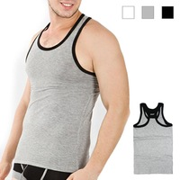 Casual hot-selling Men's Tank Tops Sleeveless bodybuilding Vest T Shirt Sport Undershirts Wholesale Retail free shipping