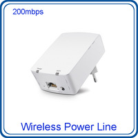 Wireless Power line Adapter Ethernet Network Extender, WIFI hotspot Wireless Router, Ethernet Network Adaptor