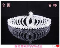 Wedding Flower girls Tiara Jewelry Rhinestone Headpieces ,Bridal Hair Accessories001
