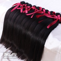 Peruvian virgin hair straight Dream Remy hair products,100% human hair,10pcs lot,Grade 5A,unprocessed virgin hair free shipping
