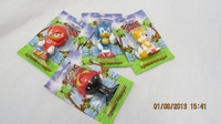 10pcs big size S-O-N-I-C Squishy with box packaging .
