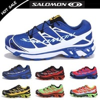 Mini MEN Salomon S-lab Sense Men Cross-country Running Shoes Outdoor Athletic Hiking Zapatillas Salomon Hombre