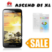 HQ ANTI SCRATCH CLEAR SCREEN PROTECTOR COVER LCD GUARD FILM FOR HUAWEI ASCEND D1 XL U9510E