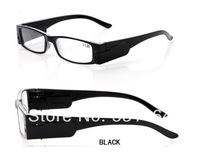 Green products light Reading glasses with LED light , only  US$13 a good gift for older