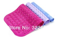 Free shipping high-quality fashion dot mats massage bath mat bath mat bath mat non-slip mats