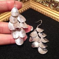 Fashion fashion elegant earrings bohemia vintage national trend tassel drop earring long earring