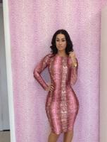 2014 New Arrival ! Fashion Sexy Womens Ladies Bodycon Clubwear DressNew Style Slit  Sexy Bandage Dress10071 Free Shipping