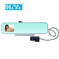 "Free shipping Dual camera  HD720P car DVR  camera 4.3"" LCD recorder Video Dashboard vehicle Camera"
