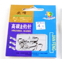 Aigrettes fishhook hook fishing supplies hook fishing tackle supplies fishhook fishing needle
