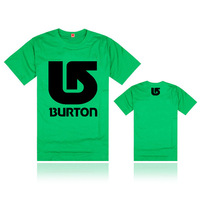 Free shipping  Borton T-shirt Hip Hop Sports Wear 100% Cotton Short Sleeve Summer Fashion Wear