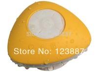 Wireless Mini Waterproof Bluetooth Suction Shower Car Handsfree Mic Speaker