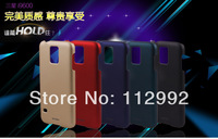 New Arrival High quality 5 color PC cases for samsung i9600 Galaxy S5, wholesale 20pcs/lot by free shipping