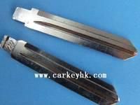 50pcs/lot  Ne`san Remote Key Blade 22#
