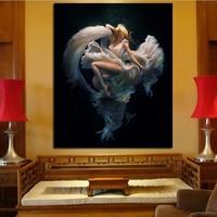 Round diamond rhinestone pasted painting beauty human body cross stitch diy diamond painting rhinestone 54*68cm