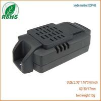 Wholesale Free shipping 20pcs/lot  humidity sensor housing plastic housing instrument shell casing sensor controller